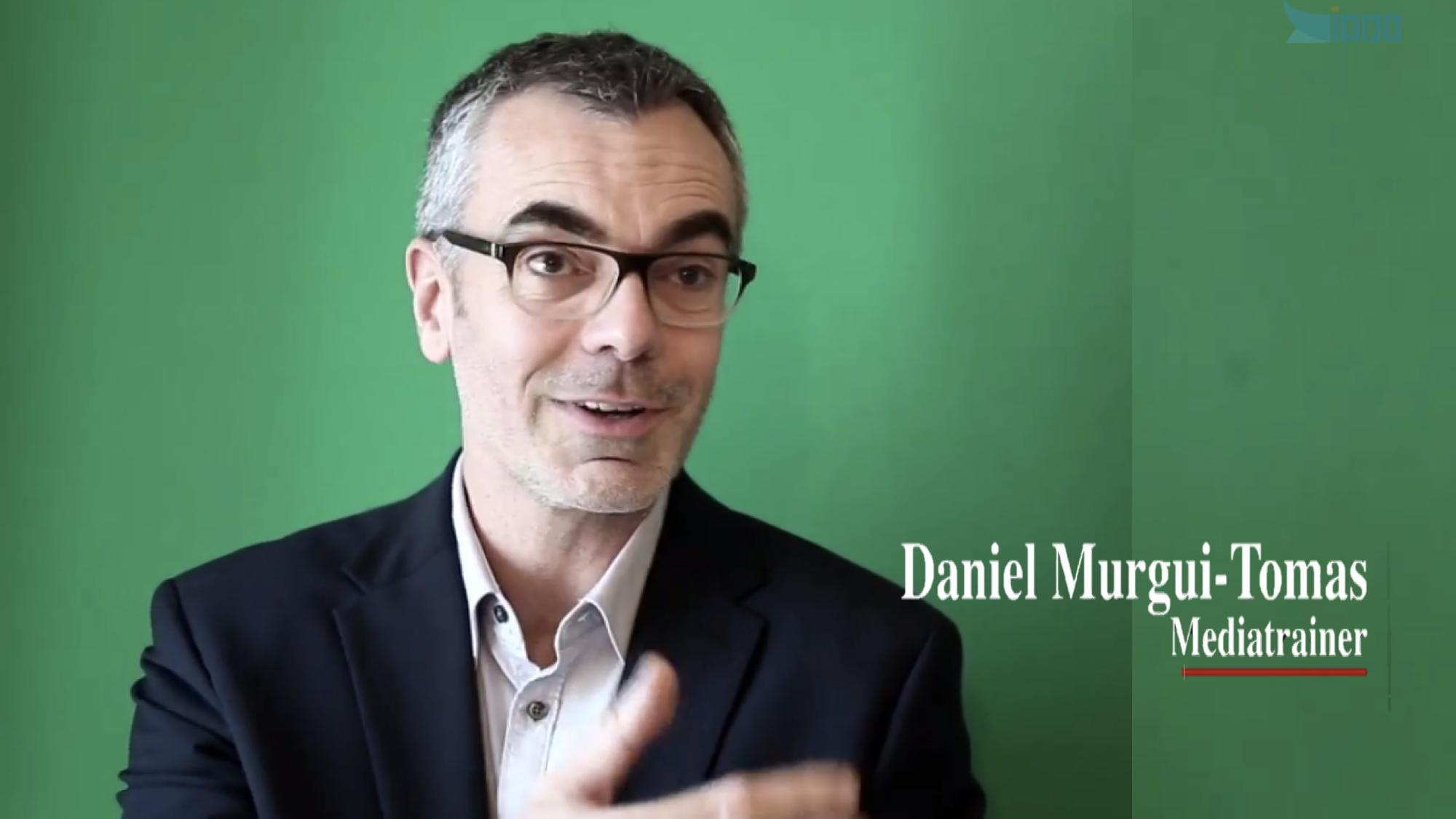 A la rencontre de Daniel Murgui Tomas